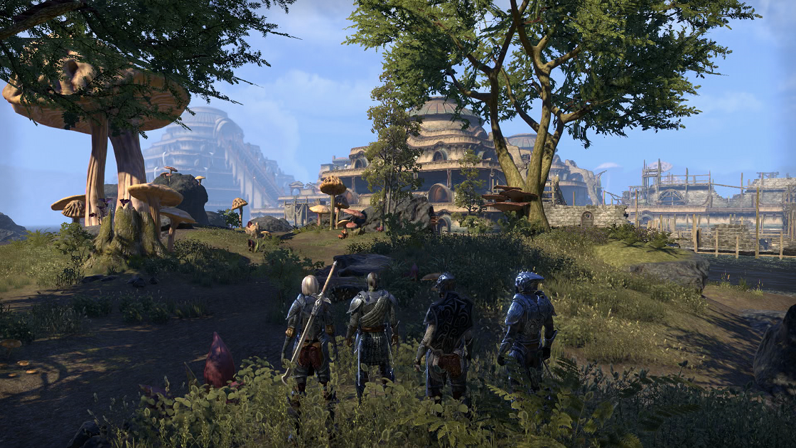 Morrowind screenshots (UPDATED) — Elder Scrolls Online